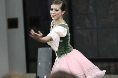 Jennifer, Wasatch Ballet Performing Company