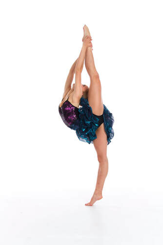 Wasatch Ballet Company Dancer Ella
